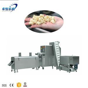 Italy techonlogy short type pasta macaroni pasta making machinery processing line