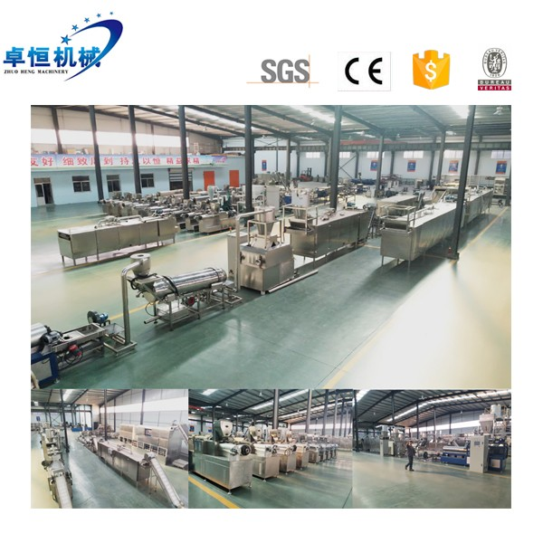 Automatic breakfast cereal corn flakes production machine line Manufacturers, Automatic breakfast cereal corn flakes production machine line Factory, Supply Automatic breakfast cereal corn flakes production machine line