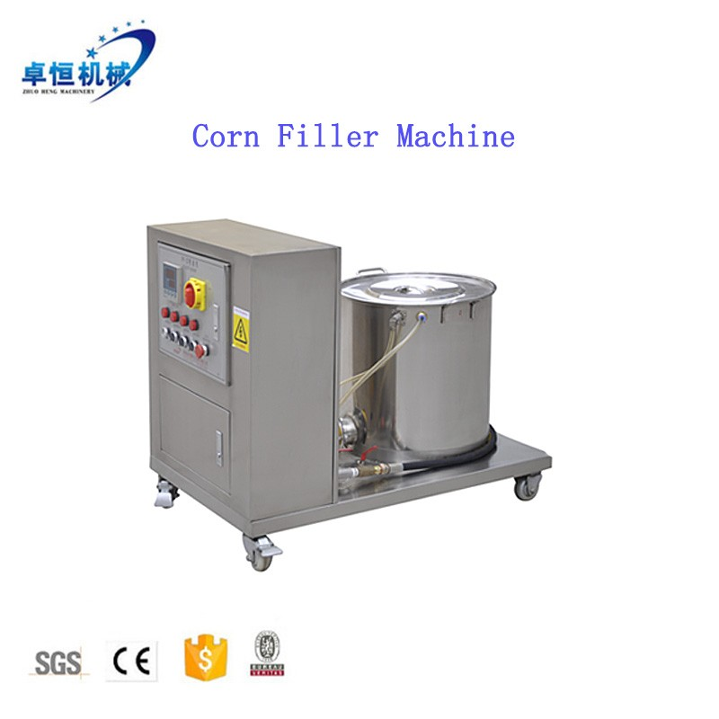 Full automatic Core-filling snack food machine procesing line