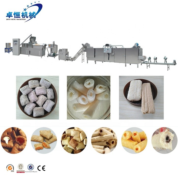 Full automatic Core-filling snack food machine procesing line Manufacturers, Full automatic Core-filling snack food machine procesing line Factory, Supply Full automatic Core-filling snack food machine procesing line