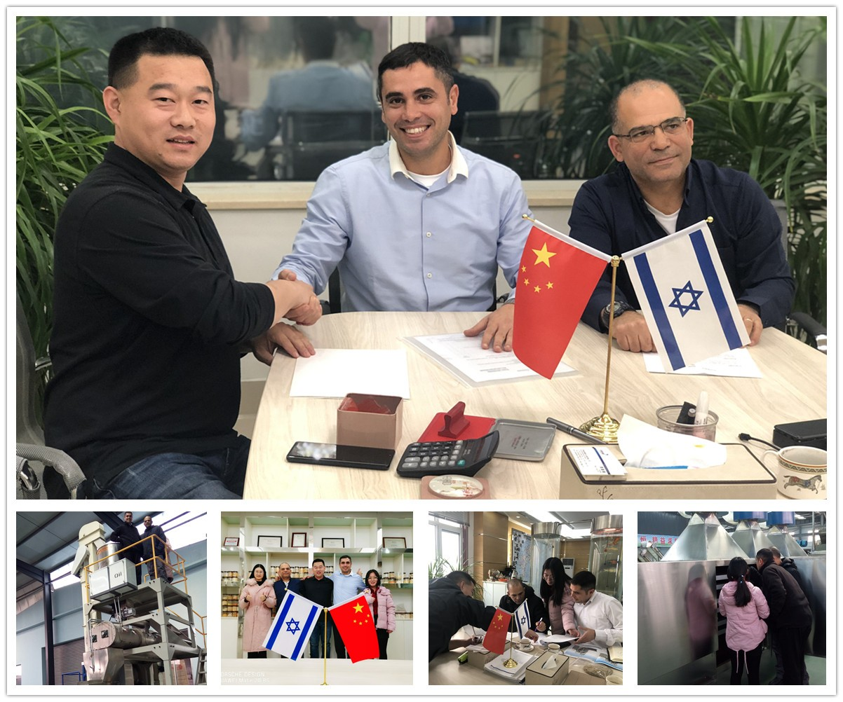 israel customer come to sign order with us.jpg