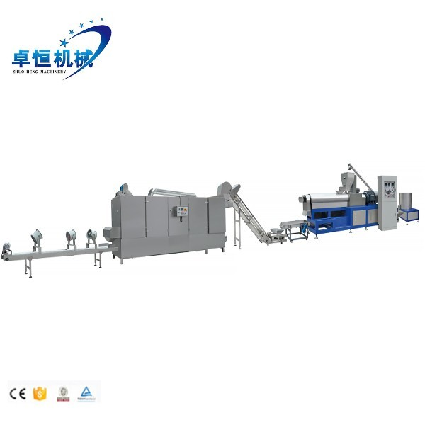 Textured/Fiber Vegetarian Soya Protein Processing Line
