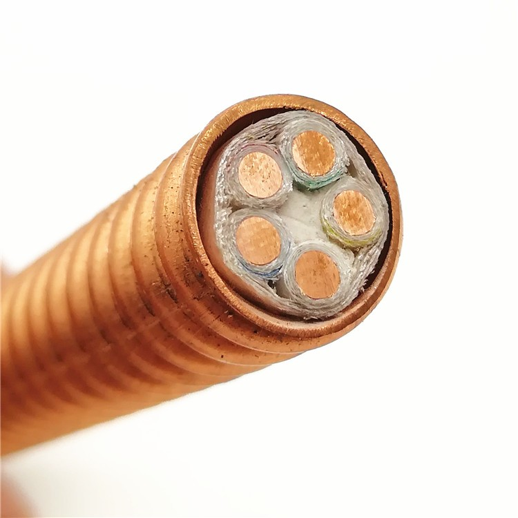 China Metal Sheathed Inorganic Mineral Insulated Cable