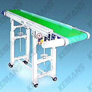 Declined Belt Conveyor