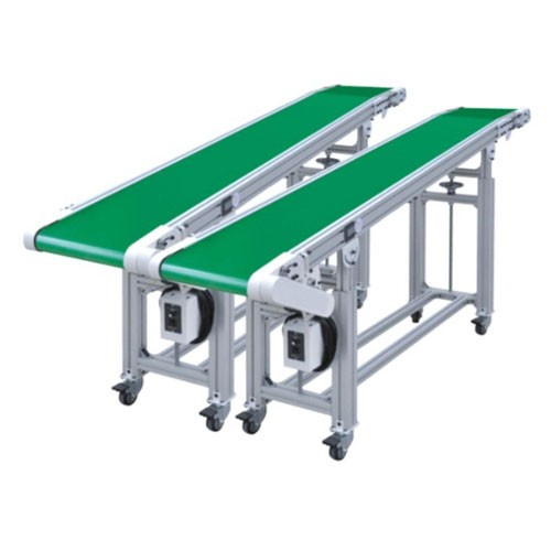 Twin Belt Conveyor