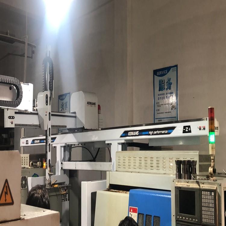 CNC lathe robot