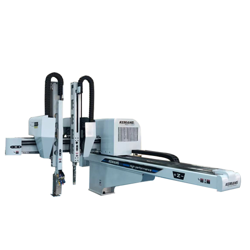 robotic arm for injection moulding machine