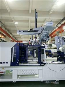 Daily maintenance of injection robot