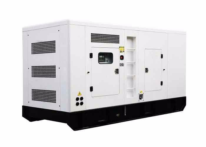 MTU Soundproof Diesel Generator