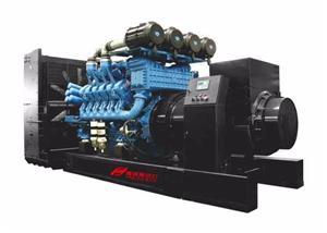 MTU High Powered Diesel Generators 2000KVA