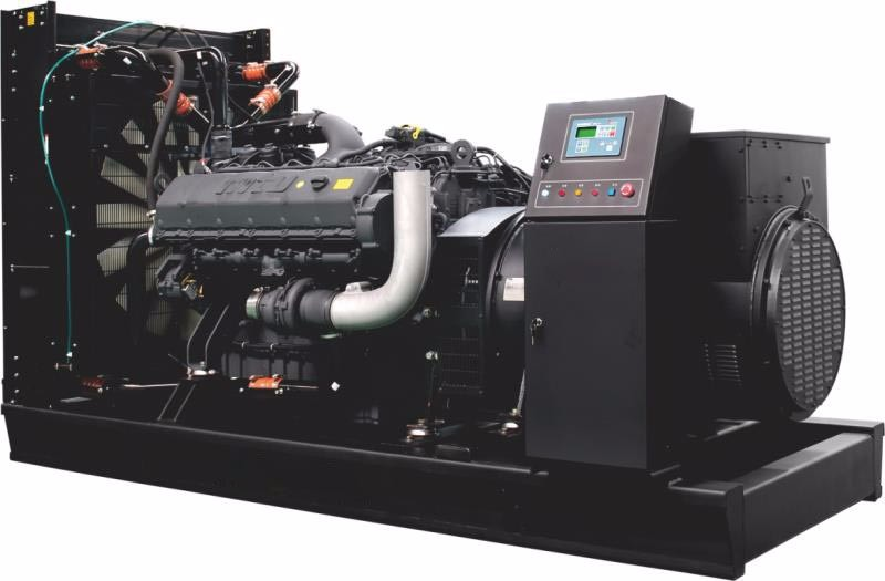 MTU High Voltage Generator 2200KVA