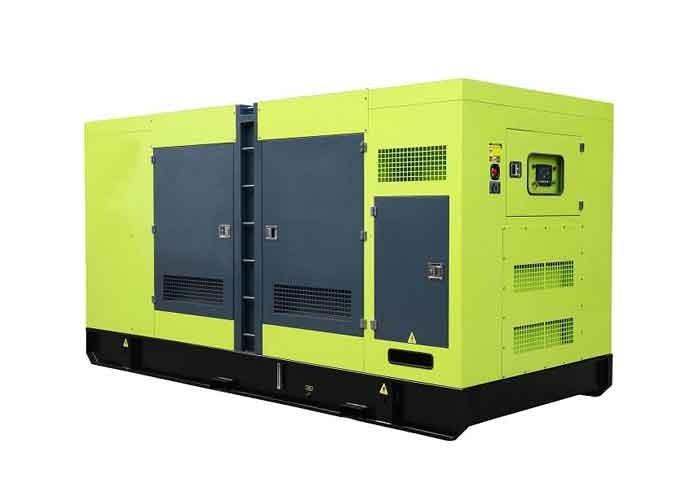Container Generator Perkins 200KVA