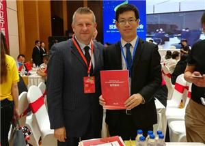 Cooperation with Belarus's customer