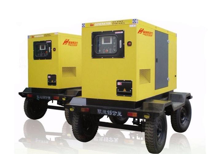 Perkins Mobile Diesel Generator 1200kW