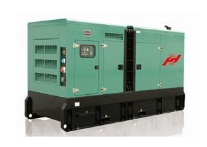 Volvo Silent Diesel Generator 180kVA