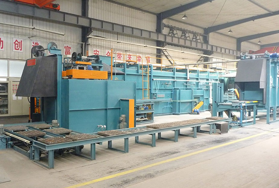 Atmosphere Control Carburizing Furnace