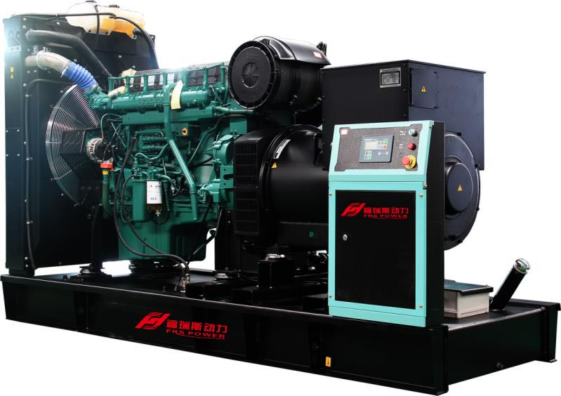 Open Type Volvo Generators 1300KW