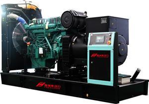 Open Type Volvo Generators 1300KW