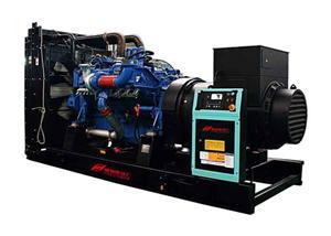 MTU Diesel Engine 800KVA