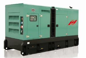 Container Generator Volvo 200KVA