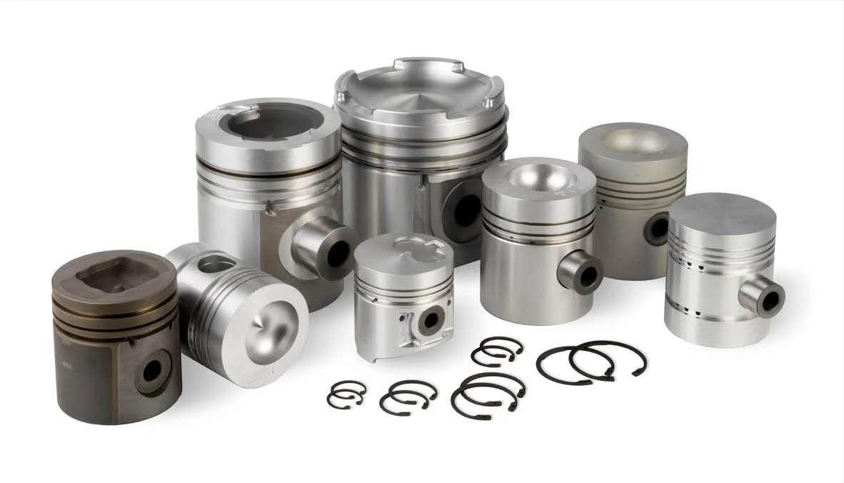 Caterpillar parts for diesel engine