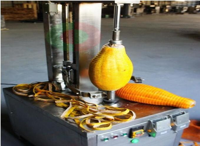 Fruit Skin Removing Machine Automatic Fruit Peeling Machine