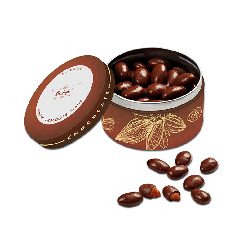 Oushifu milk chocolate with almond 158g