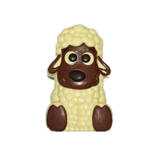 Sheep 3D hollow milk chocolate