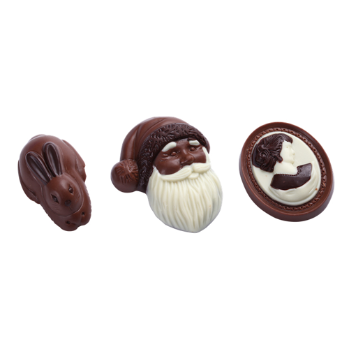 Christmas styling chocolate bulk