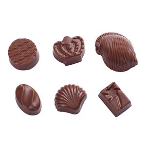 Halloween styling chocolate bulk
