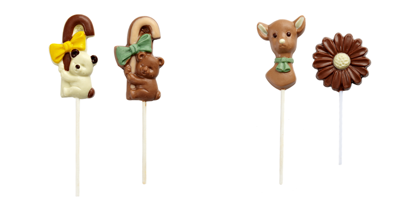 Children's day lollipop chocolate