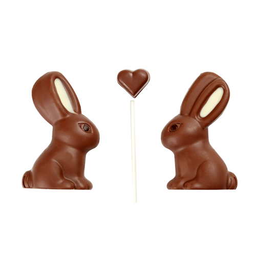 High quality Rabbit heart 3D hollow milk chocolate Quotes,China Rabbit heart 3D hollow milk chocolate Factory,Rabbit heart 3D hollow milk chocolate Purchasing