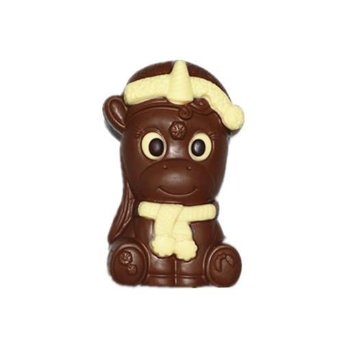 Unicorn 258g 3D hollow milk chocolate