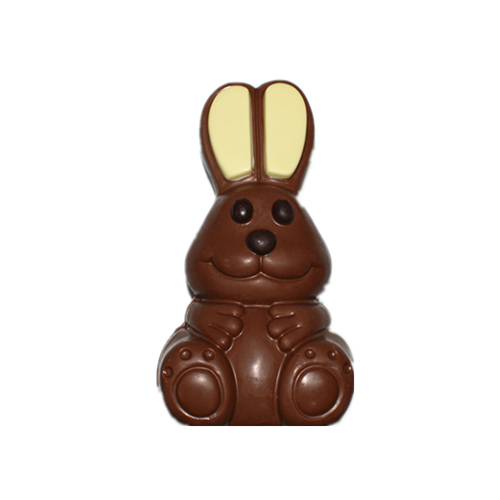 Rabbit 250g 3D hollow milk chocolate