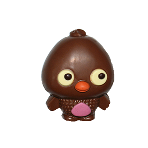 Chick 3D hollow milk chocolate