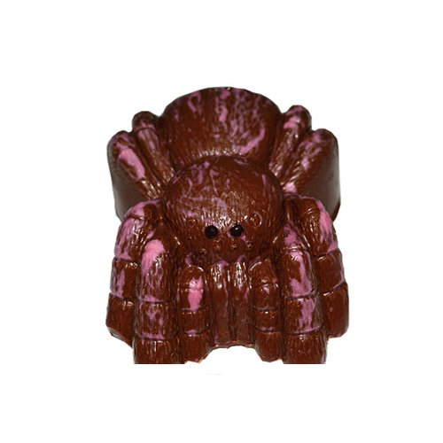 Spider 3D hollow milk chocolate