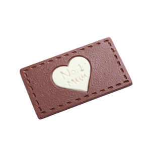 Valentine's day chocolate pure cocoa butter chocolate milk chocolate 100g