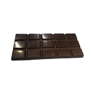 Dark chocolate sweet candy chocolate bar 45g