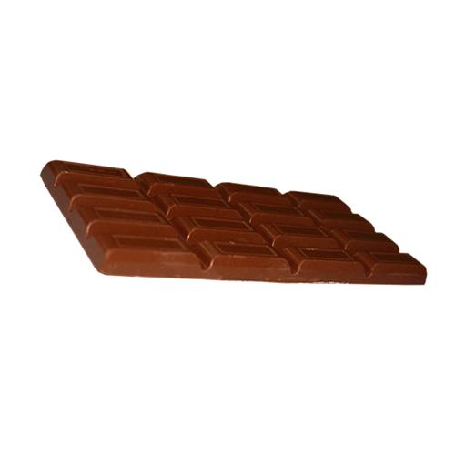 Manufacturer of plain dark chocolate little bit bitter chocolate bar 65g