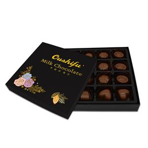 High end 108g factory price milk chocolate celebrations