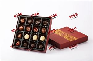 High quality chocolate mixed with nuts dry fruits 108g