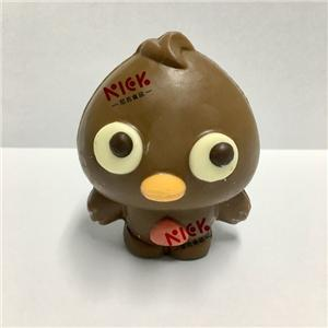 3D hollow milk chocolate--chick