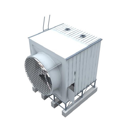 All steel Side Inlet Side Outlet Cross Flow Cooling Tower