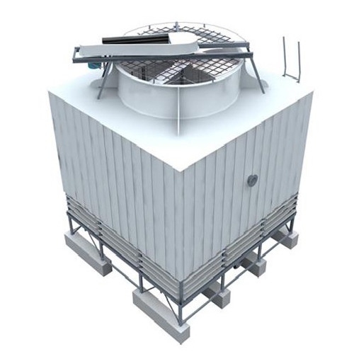 ALL STEEL Counter flow Cooling Towers