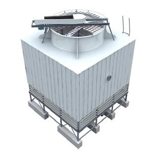 All steel Counter flow Cooling Tower