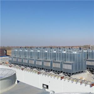 Torre di raffreddamento contro flusso in acciaio inossidabile