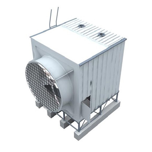 Side Inlet Side Outlet Cross Flow Cooling Tower