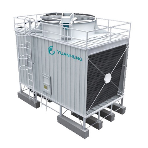 Open Circuit Cross Flow Cooling Tower