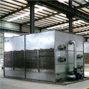 Stainless steel Stainless Steel Coil With Fills Cross flow Cooling Tower