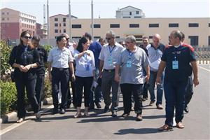 Syria Delegation Visited Yuanheng Company